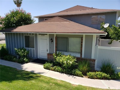 Saugus Condo/Townhouse Active Under Contract: 20784 Plum Canyon Road