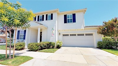 Valencia CA Single Family Home For Sale: $655,000