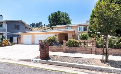 Chatsworth Single Family Home For Sale: 9333 Glade