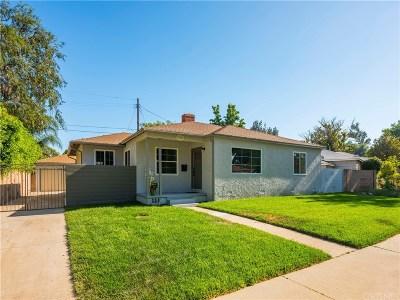 Single Family Home For Sale: 15510 Sylvan Street