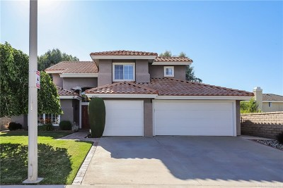 Palmdale Single Family Home For Sale: 40161 Heathrow Drive