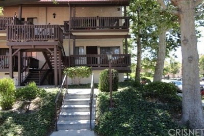 Canyon Country Condo/Townhouse Active Under Contract: 27646 Nugget Drive #4