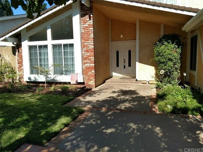 Northridge Single Family Home For Sale: 18841 Los Alimos Street