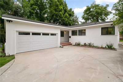 Woodland Hills Single Family Home For Sale: 22124 Dumetz Road