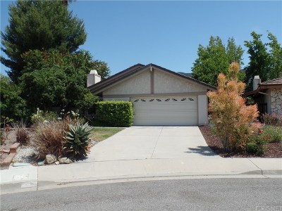 Newbury Park Single Family Home Active Under Contract: 24 Ilex Drive