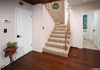 Studio City Condo/Townhouse For Sale: 12053 Guerin Street #3