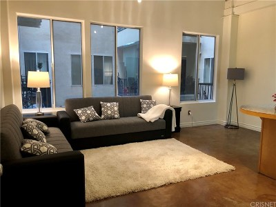 Los Angeles Condo/Townhouse For Sale: 312 West 5th Street #621