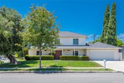 Thousand Oaks Single Family Home For Sale: 1405 Suffolk Avenue