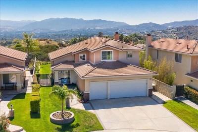 Stevenson Ranch Single Family Home For Sale: 25828 Bronte Lane