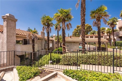 Thousand Oaks Condo/Townhouse Active Under Contract: 189 Jeranios Court