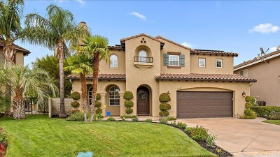 Stevenson Ranch Single Family Home Active Under Contract: 26621 Thackery Lane