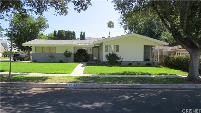 Chatsworth Single Family Home For Sale: 9816 Oakdale Avenue