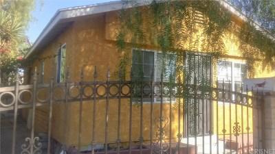 Pacoima Single Family Home For Sale: 11070 Ralston Avenue