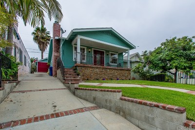 Highland Park Single Family Home Active Under Contract: 5041 Range View Avenue