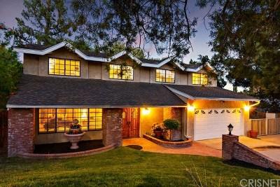 Chatsworth Single Family Home Active Under Contract: 10826 Delco Avenue