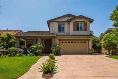 Camarillo Single Family Home For Sale: 3874 Hedge Lane