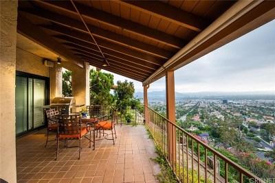 Burbank Condo/Townhouse For Sale: 1635 Camino De Villas