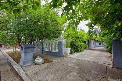 Pacoima Single Family Home For Sale: 13080 Eustace Street