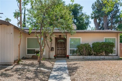 Los Angeles County Single Family Home For Sale: 7215 Fallbrook Avenue