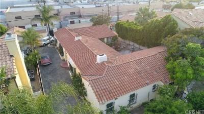 Arleta Single Family Home For Sale: 9801 Rincon Avenue
