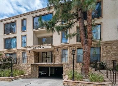 Sherman Oaks Condo/Townhouse For Sale: 15344 Weddington Street #313