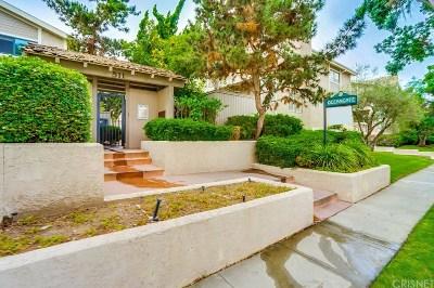 Redondo Beach Condo/Townhouse For Sale: 511 Meyer Lane #25
