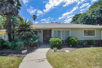 North Hills Single Family Home For Sale: 8835 Haskell Avenue