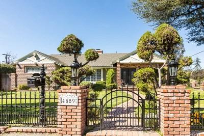 Studio City Single Family Home For Sale: 4559 Morella Avenue