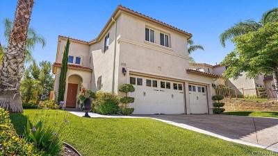 Saugus Single Family Home For Sale: 29139 Harmony Way