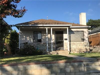 Redondo Beach Single Family Home Active Under Contract: 410 North Maria Avenue