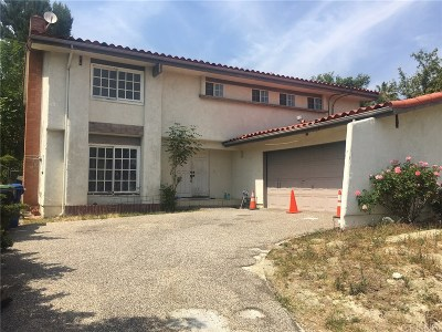 West Hills Single Family Home For Sale: 23611 Draco Way