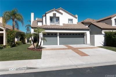 Calabasas Single Family Home For Sale: 24725 Calle Conejo