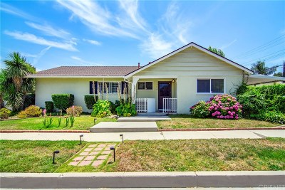 West Hills Single Family Home For Sale: 24260 Hamlin Street