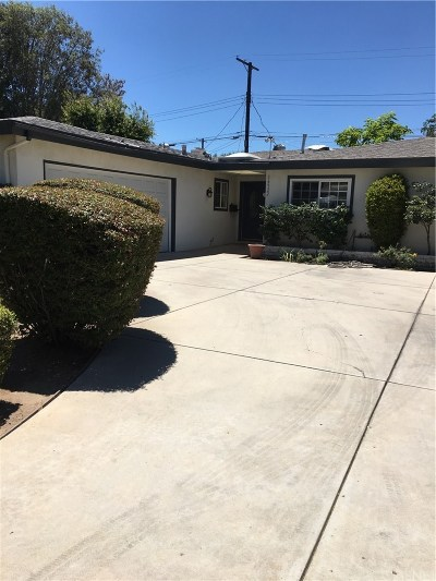 North Hills Single Family Home Active Under Contract: 16922 Septo Street