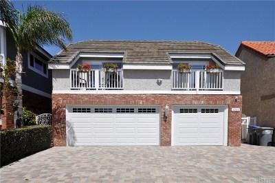 Oxnard Single Family Home For Sale: 2260 Monaco Drive