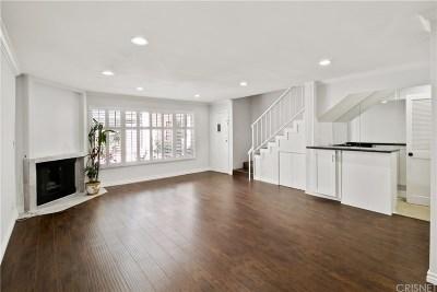 Sherman Oaks Condo/Townhouse For Sale: 14332 Dickens Street #20