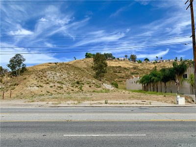 Canyon Country Residential Lots & Land For Sale: Sierra Highway
