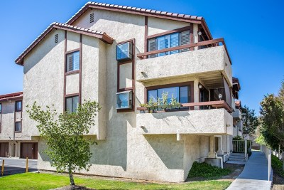 Canyon Country Condo/Townhouse For Sale: 18144 Sundowner Way #1160