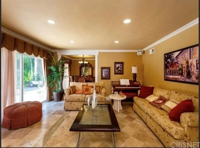 Northridge Single Family Home For Sale: 19230 Halsted Street