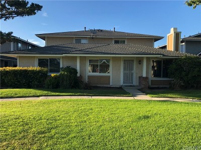 Moorpark Condo/Townhouse For Sale: 569 Spring Road #49