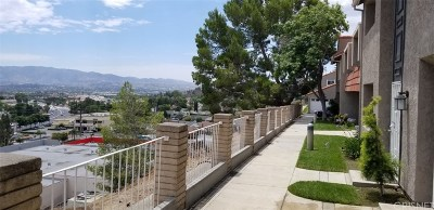 Saugus Condo/Townhouse For Sale: 22532 Paseo Terraza