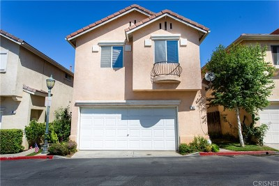 Sylmar CA Single Family Home For Sale: $484,499