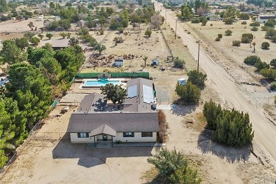 Palmdale Single Family Home For Sale: 2358 West Avenue North