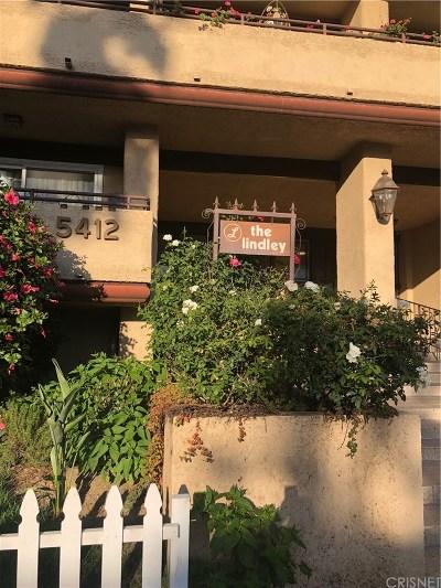 Encino Condo/Townhouse For Sale: 5412 Lindley Avenue #220