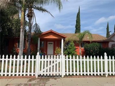 Canoga Park Single Family Home For Sale: 7931 De Soto Avenue