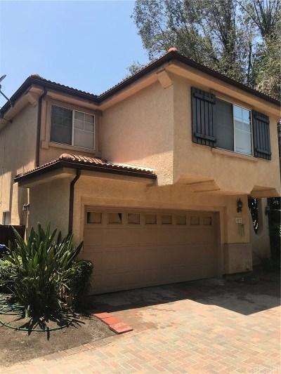 Tarzana Single Family Home For Sale: 6037 Evenhaim Lane