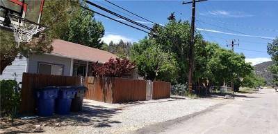 Frazier Park Single Family Home For Sale: 53 Fir Drive