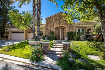 Westlake Village Single Family Home For Sale: 2183 Hathaway Avenue