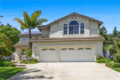Camarillo Single Family Home For Sale: 2087 Alborada Drive