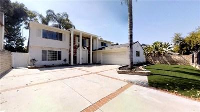 Tarzana Single Family Home For Sale: 6257 Lindley Avenue